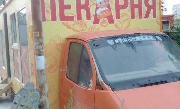 Брендирование фургона Газели Пекарни