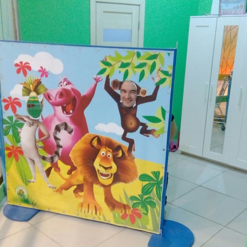 тантамареска для детского сада